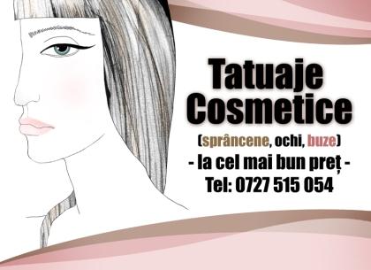 tatuaje cosmetice mic